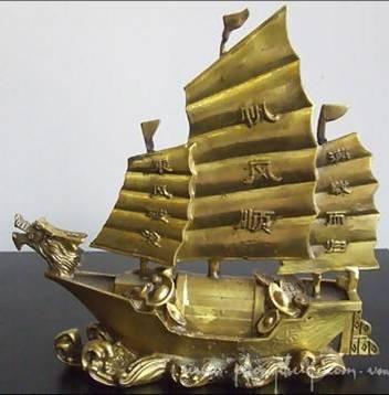 Thuyền buồm: biểu tượng may mắn của doanh nhân | ảnh 1