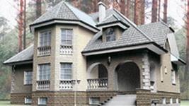 Biệt thự theo phong cách cổ điển