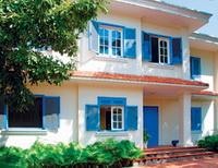 Ngôi nhà kiểu dáng vùng Provence
