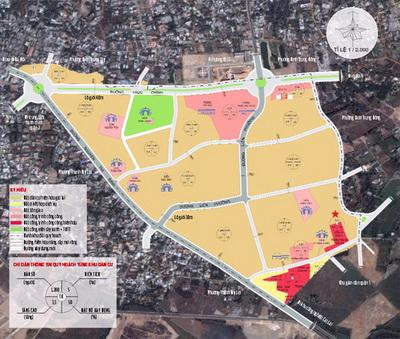Quy hoạch chi tiết 1/2.000 khu dân cư phường Cát Lái, quận 2