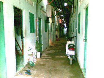 Thiếu trầm trọng nhà lưu trú cho công nhân