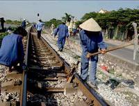 Thêm 900 tỉ đồng nâng cấp đường sắt Hà Nội - Vinh