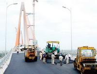 Ngày 19-1-2009 khánh thành cầu Rạch Miễu