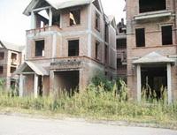 Nhiều khu đô thị mới bị bỏ hoang