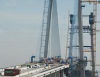 Công trình cầu Phú Mỹ hối hả về đích trước 4 tháng