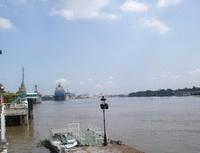 Đề nghị chuyển vị trí xây bến tàu khách quốc tế