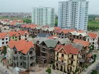 Nhà vị trí đẹp tại Hà Nội đắt gần gấp đôi