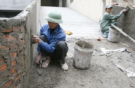 Hà Nội tăng phí xây dựng: Không thể tùy tiện thu