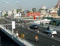 Dự án Đại lộ đông - tây (TPHCM): Thông xe thêm một số cầu