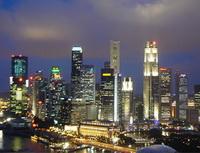 Đầu tư địa ốc Singapore giảm mạnh
