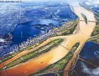 """Sắp """"khoá sổ"""" góp ý về quy hoạch sông Hồng"""