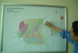 """Đại học Quốc gia Hà Nội """"giải trình"""" về 130ha đất bỏ hoang 1"""