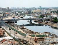 Dự án đại lộ Đông-Tây có thể phải tăng vốn