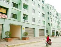 Nhà chung cư giá 195 triệu đồng