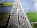Năm 2010, xây đường cao tốc bằng bê tông