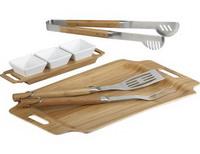 Đồ dùng bằng tre cho nhà bếp hiện đại