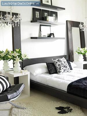 Những mẫu phòng ngủ hiện đại