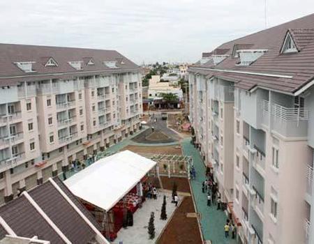 Đầu tư địa ốc lấn dần ra vùng ven Sài Gòn