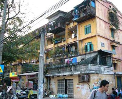 Kiểm tra chương trình cải tạo chung cư cũ tại 7 tỉnh