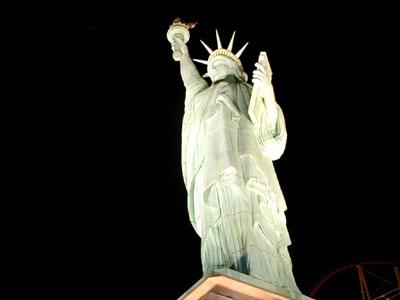 Chiêm ngưỡng tượng nữ thần tự do