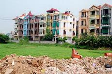 Giá đất đai tại đô thị lớn đã vượt quá xa giá trị sử dụng