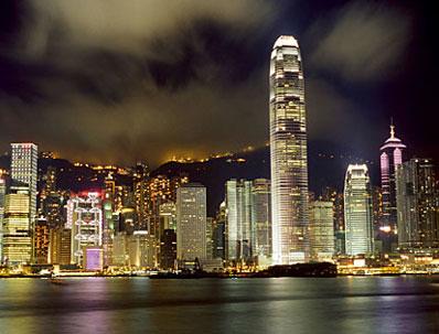 """""""Sốt"""" giá nhà đất tại Hồng Kông"""