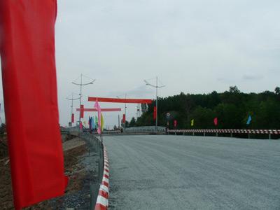 Đề nghị nối đường cao tốc Bến Lức - Long Thành với đường Rừng Sác