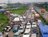 Đề nghị cấp phép Dự án BOT mở rộng xa lộ Hà Nội