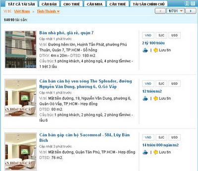 """DiaOcOnline.vn: """"Bạn đồng hành"""" nhà đầu tư bất động sản"""