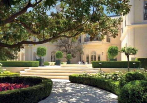 Top 10 ngôi nhà đắt nhất năm 2009