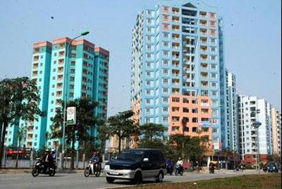 Sức ép lớn về vốn cho các dự án bất động sản 2010