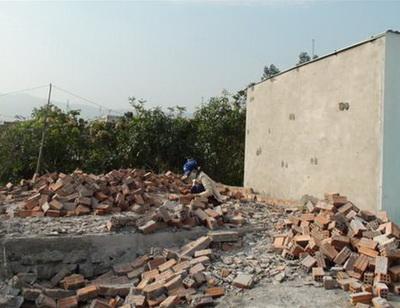 Đà Nẵng: đập bỏ hàng trăm ngôi nhà xây trái phép