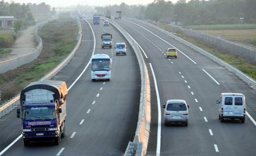 350.000 tỉ đồng cho hệ thống đường cao tốc Việt Nam