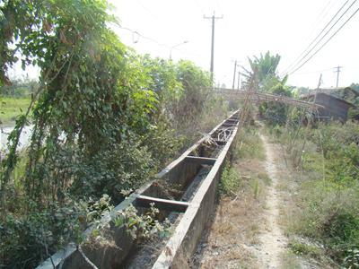 Công nghiệp hóa, hoang hóa ruộng vườn