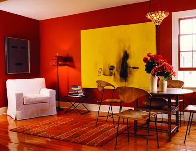 Khuynh hướng màu sơn  2010 của Nippon Paint