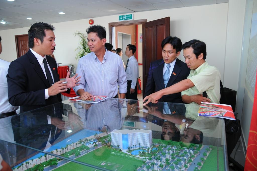 Danh Khôi: Công bố mở bán biệt thự thuộc dự án The Long Hải