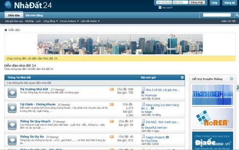 Nhadat24.com: Mở rộng kết nối, mở rộng cơ hội