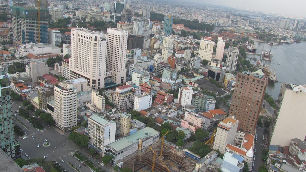 Giá thuê văn phòng ở TP HCM đắt nhất Đông Nam Á