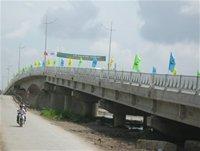 Khánh thành cầu An Nghĩa, nối thông đường Rừng Sác