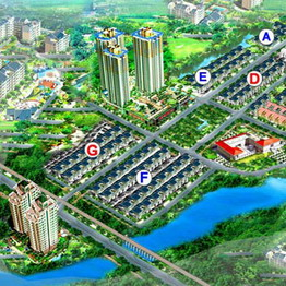 Khu dân cư ấp Tam Hải, phường Tam Bình, quận Thủ Đức