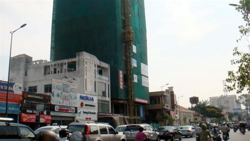 TP.HCM: công trình mới xây phải đảm bảo chỗ đậu xe