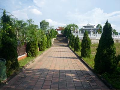 Phê duyệt quy hoạch nghĩa trang Vĩnh Hằng