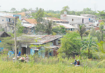 Đất ở tại nông thôn là đối tượng phải chịu thuế