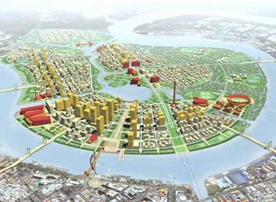Khu đô thị mới Thủ Thiêm: Ưu tiên giải quyết tái định cư cho người dân