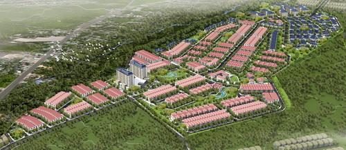 Chào bán giai đoạn 2 dự án Khu đô thị Thung Lũng Xanh