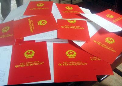 Bình Thuận: Kiểm tra toàn bộ giấy đỏ đã cấp liên quan đến đường 706B