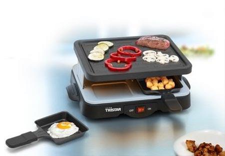 Bếp nướng không khói tiện dụng cho party cuối tuần