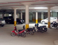 Kiểm tra bãi đậu xe các cao ốc khu trung tâm TP.HCM