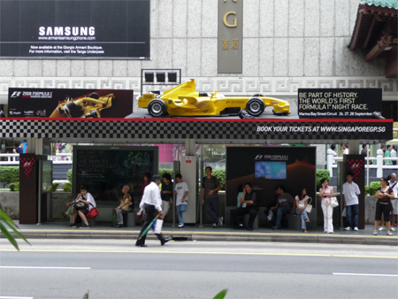 Những trạm xe buýt độc đáo trên thế giới