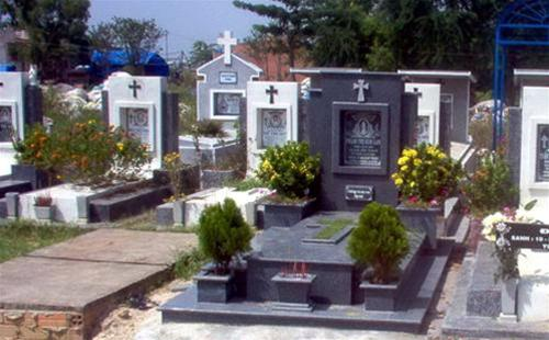Di dời nghĩa trang Bình Hưng Hòa - Hồ Chí Minh